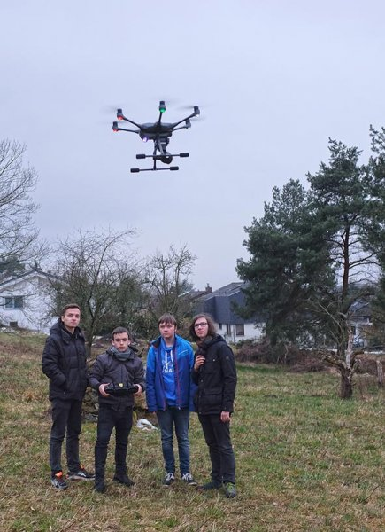 Drohnen-Training 15 10x14s