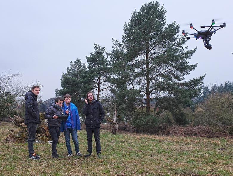 Drohnen-Training 20 10x13s