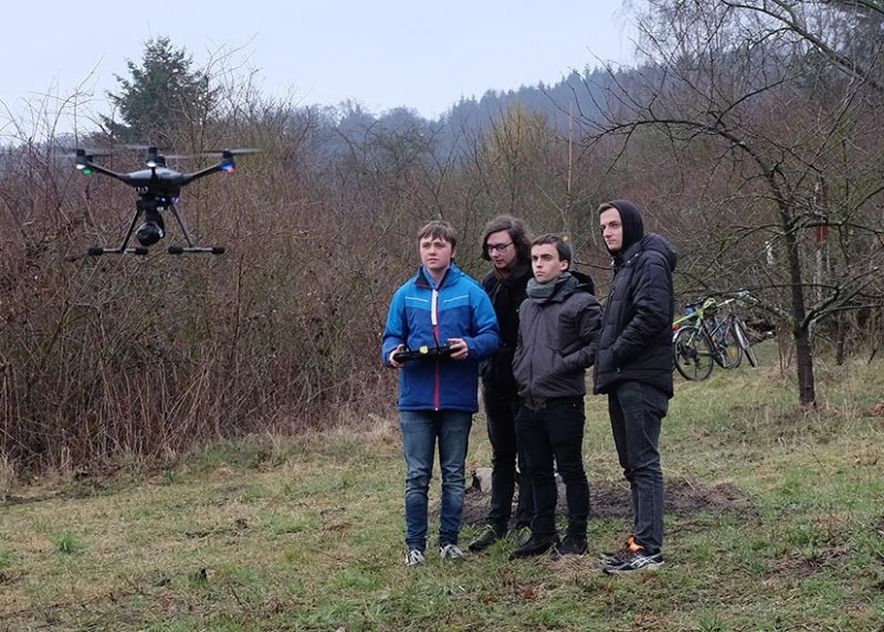 Drohnen-Training 28a 10x13s