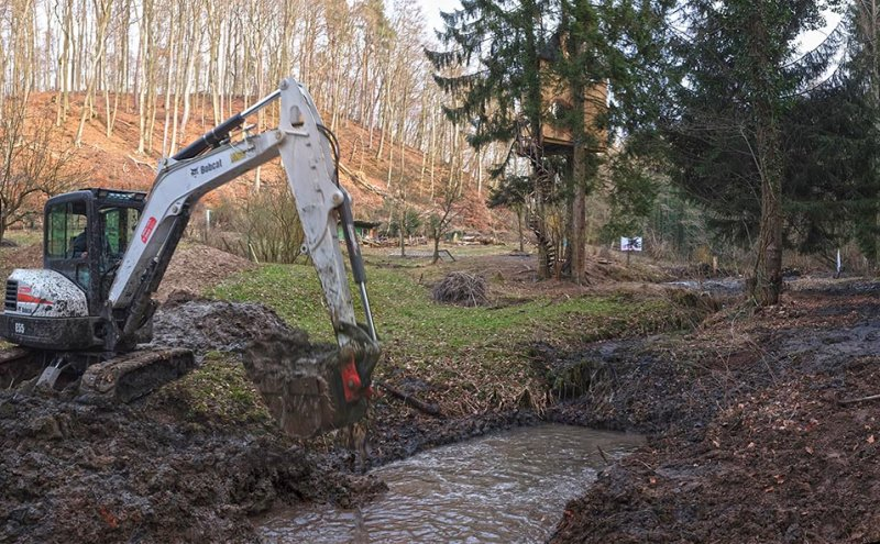 Baggereinsatz Etzwiesen 34 10x16s