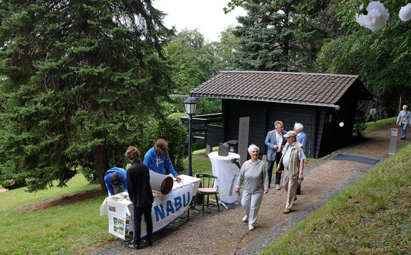 NABU-Stand Stangenbergpark 14