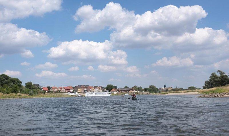 06 Elbe bei Wittenberg 1