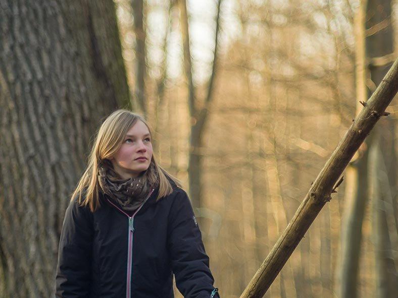 Portrait Hannah