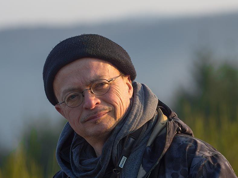 Portrait Tino