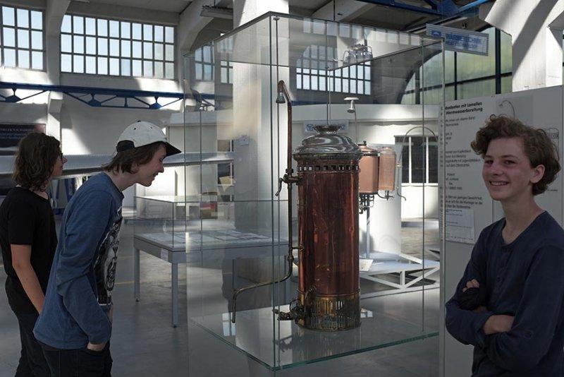 03 Junkersmuseum Dessau - Durchlauferhitzer 3