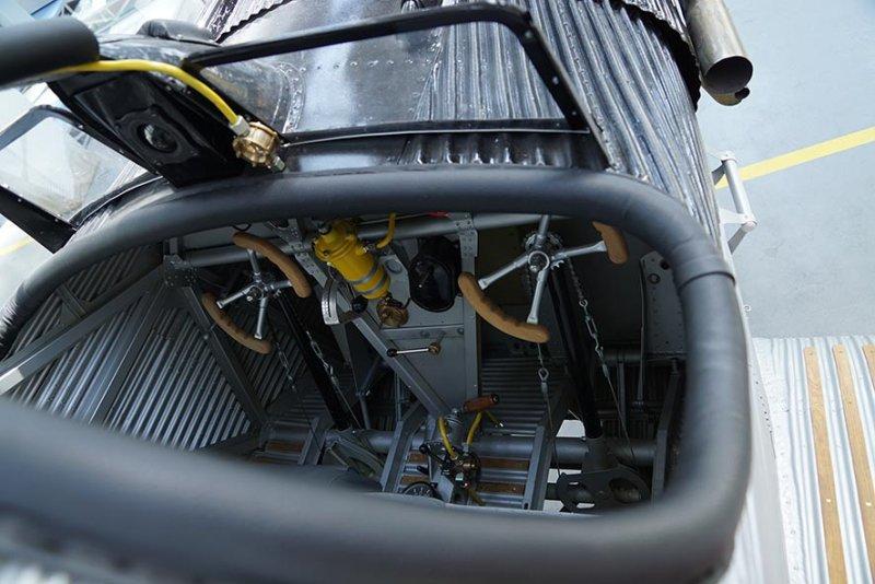 03 Junkersmuseum Dessau - Ju-Cockpit
