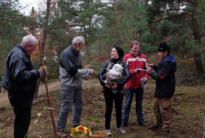 Waldeinsatz Breslauer Str 15