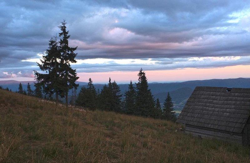 18 Abend Schäferhütte