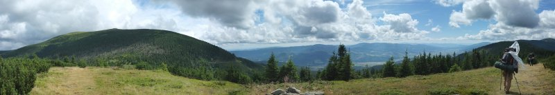 09 Abstieg zur Hütte 2