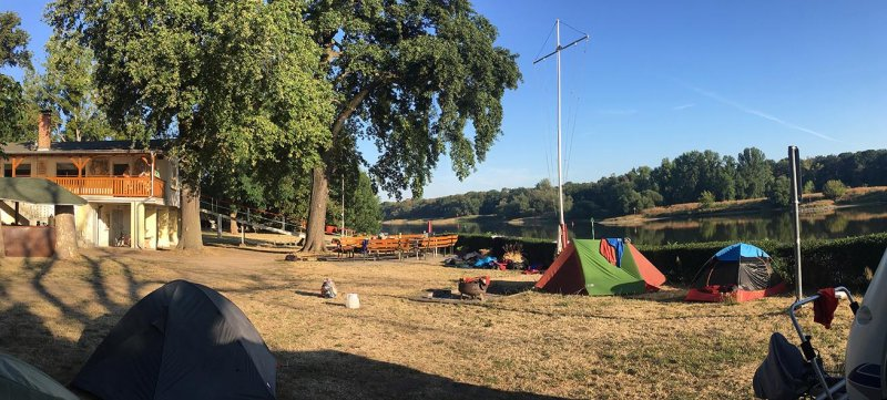 02 Schlafplatz Lager Aken 3