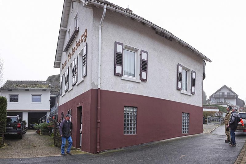 Schwalbenhaus Balkhausen 1