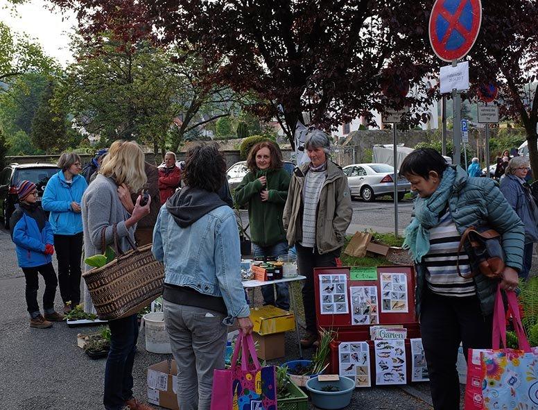 Pflanzenflohmarkt 2