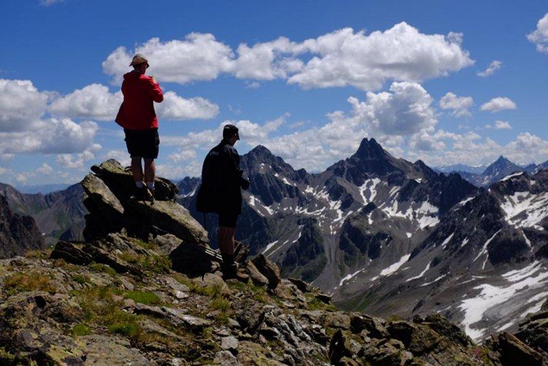 07 Scheibler - Gipfelfoto 1