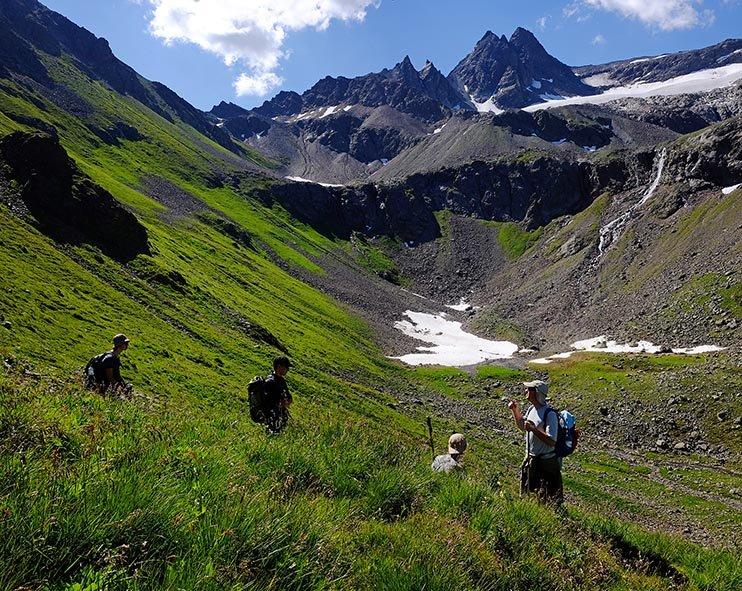 08 Pass zur Niederelbehütte 2