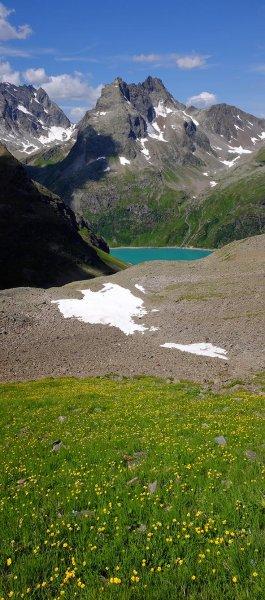 09 Rast am Pass zur Niederelbehütte 2