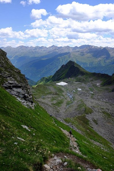 13 Abstieg zur Niederelbehütte 2