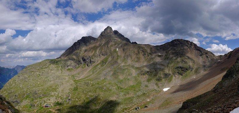 05 Abstieg zur Edmund-Graf-Hütte 1