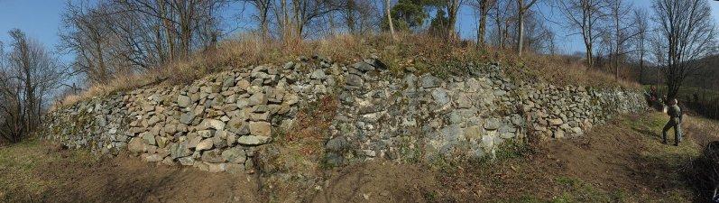 Weinberg-Mauerbau 19