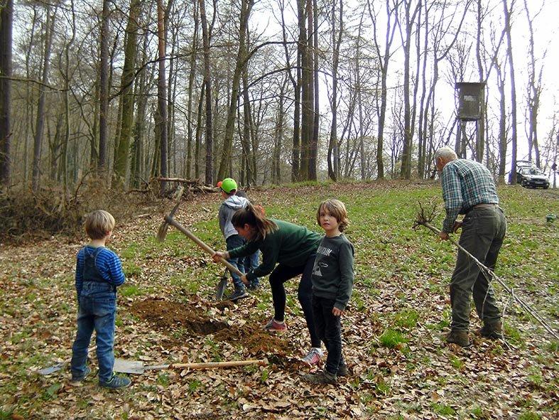 Einsatz Alsbacher Wald 9