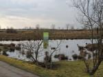 Landbachaue als Ausgleichs- und Natura 2000-Fläche markiert