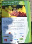 Aktionen Bienen und Insekten Bickenbach