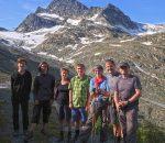 Alpen Hüttentour - Tag 2
