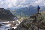 Alpen Hüttentour - Tag 1