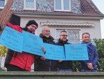Lions Club Seeheim-Jugenheim spendet an NABU und Wühlmäuse