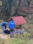Fledermaus-Winterquartier Etzwiesen