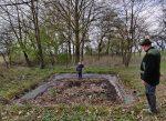 Amphibienteich auf NABU-Grundstück wird erneuert I