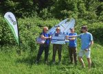 Projektstart zur Anlage einer Streuobstwiese am Marienruhweg im Alsbacher Schöntal