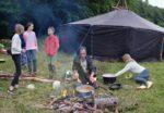 Sommerlager der Wühlmäuse