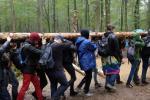 Räumung der Dannenröder Waldbesetzung hat begonnen