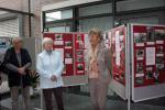 """Ausstellung """"natur-garten-kunst"""" im Rathausfoyer in Seeheim vom 15. bis 29. April 2012"""
