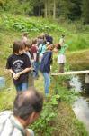Gewässeruntersuchung mit Heiner Grashof